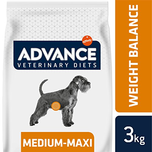 Advance Veterinary Diets Weight Balance Pienso para Perros - 3000 gr