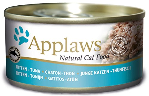 Applaws Pienso Gato Kitten Lata Atún 70 gr