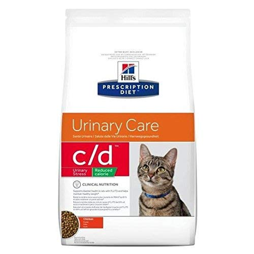 Hill's HPD Feline C/D Urinary Stress Reduced Calorie - 4 kg