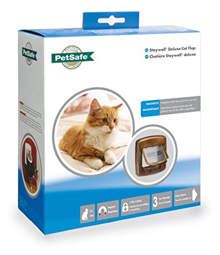 Petsafe - Staywell Deluxe - Gatera magnética