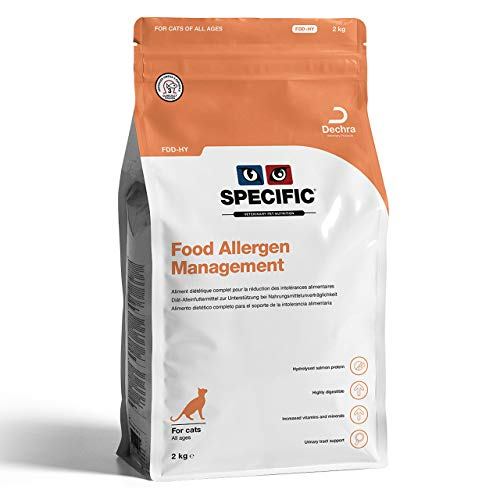 Specific Feline Adult Fdd-Hy Food Allergen Management 2Kg 2000 g