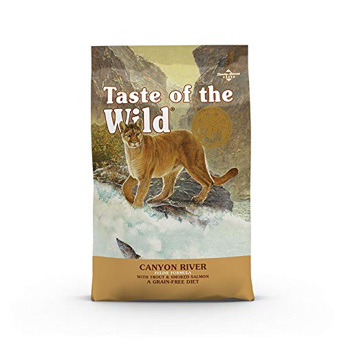 Taste of the Wild 6.6Kg Canyon River Feline with Trout & Smoked Salmon 6600 g