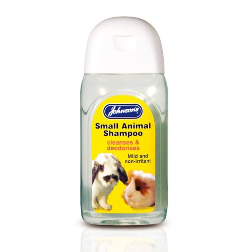 Johnsons Veterinary Products Champú limpiador de animales pequeños